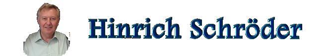 Hinrich Schröder